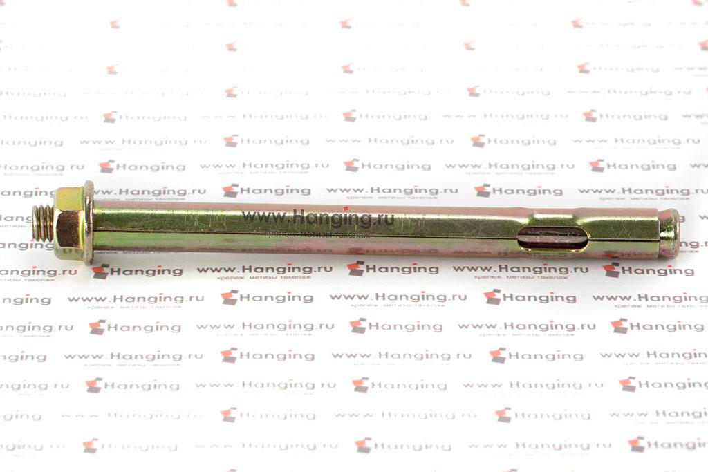Анкерный болт с гайкой М8/10х125, Letfix