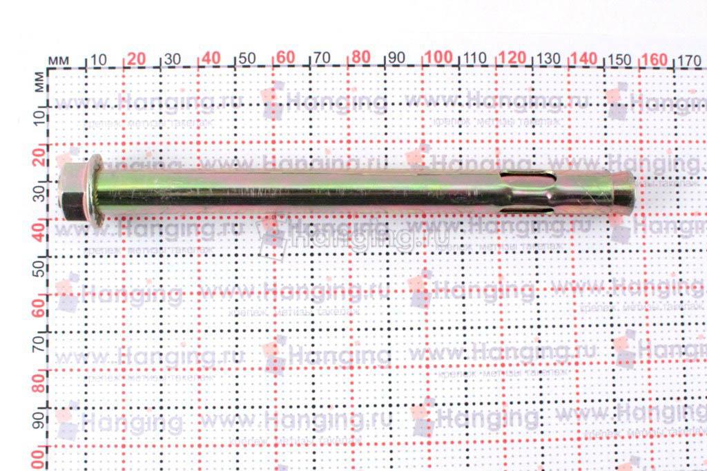 Размеры анкерного болта 10х150