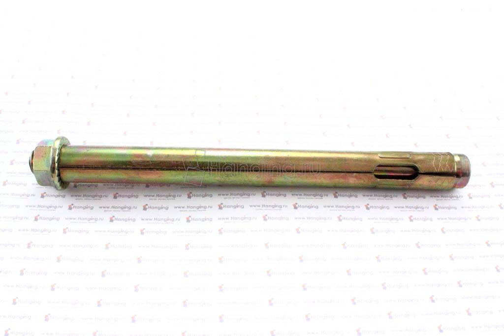 Анкерный болт с гайкой 16*180 мм (М12/16х180)