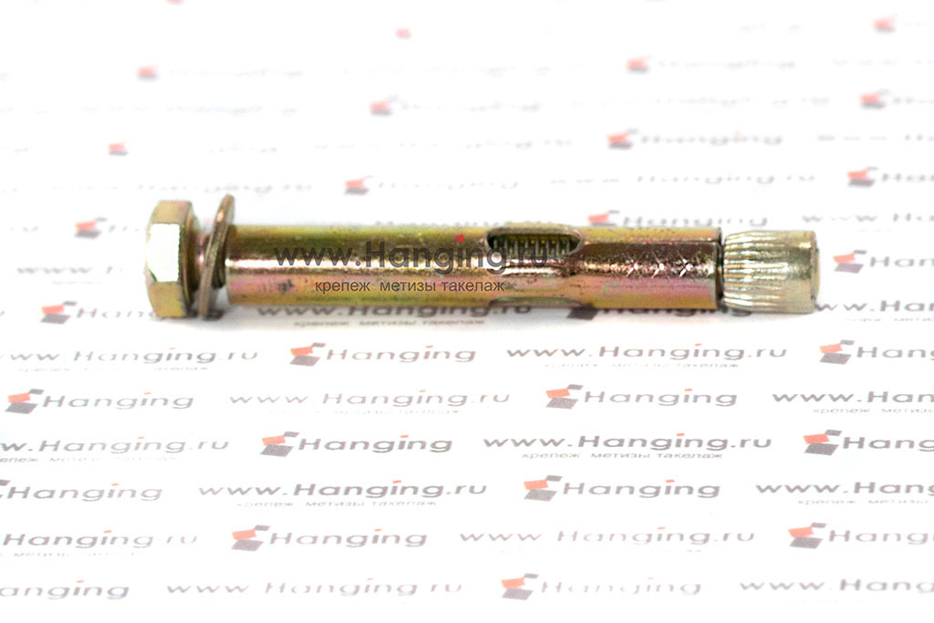 Распорный анкер болт М6/8х60