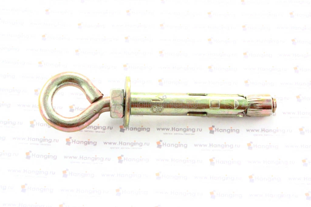 Анкерный болт с кольцом М6/8х60 Letfix