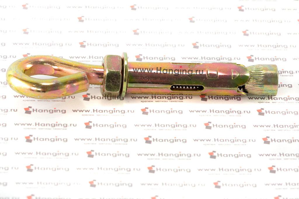 Анкерный болт с кольцом М12/14х70, Letfix
