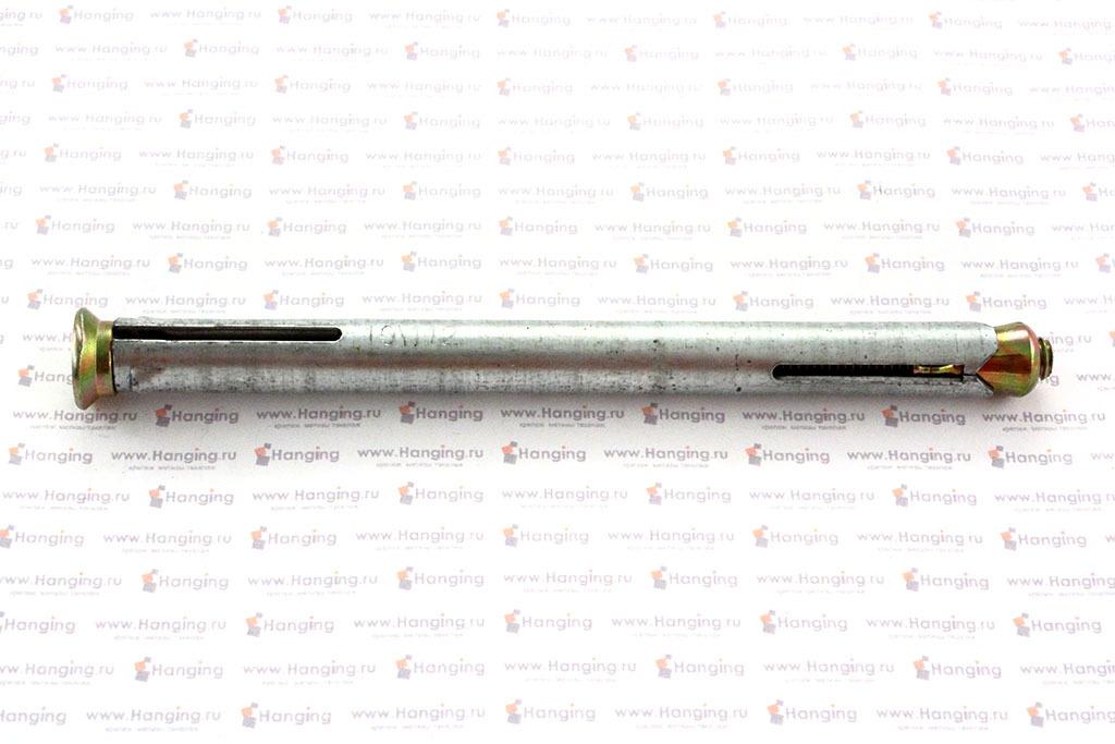Металлический рамный дюбель 10х112
