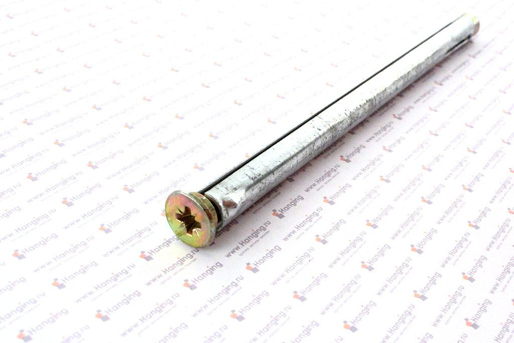Рамный металлический дюбель 10х132