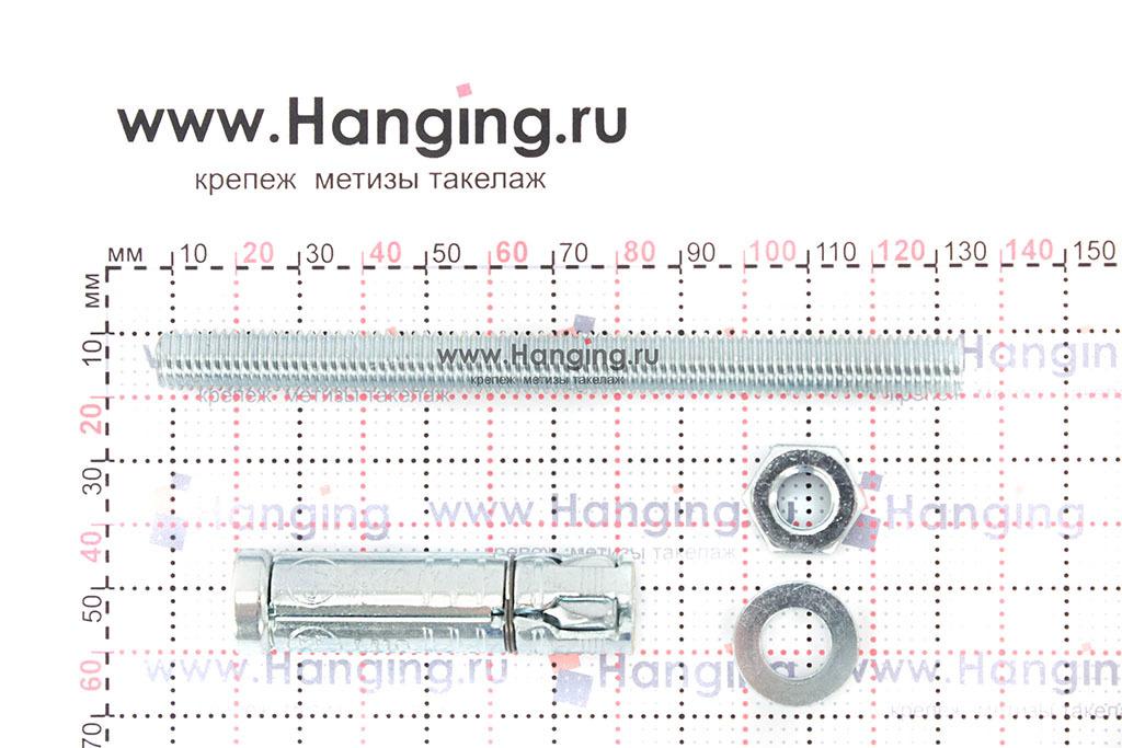 Составные части анкера Сормат SB М10/50