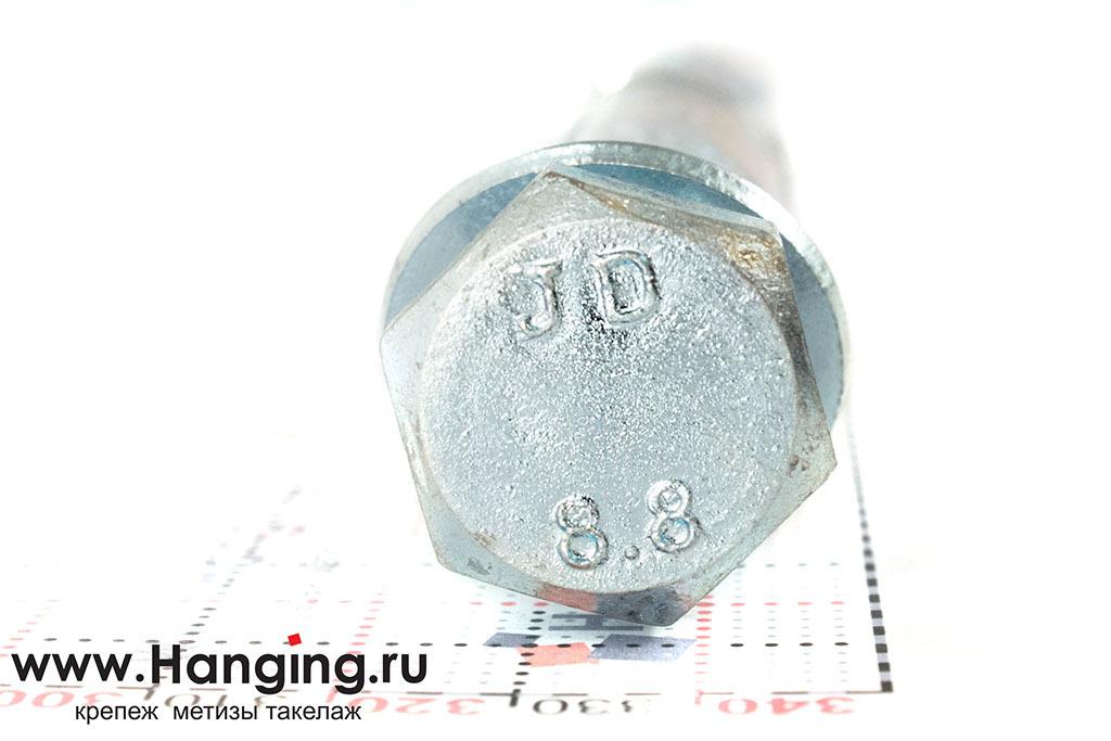 Головка анкерной гильзы с болтом Сормат LB М16х148-30