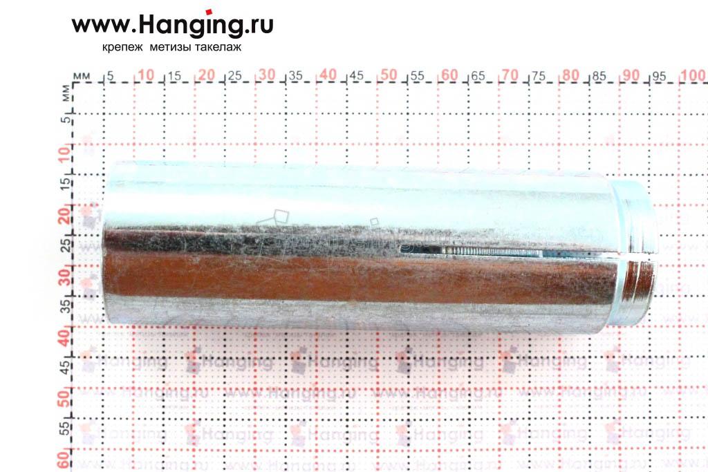 Размеры универсального забивного анкера под болт, винт, шпильку М20