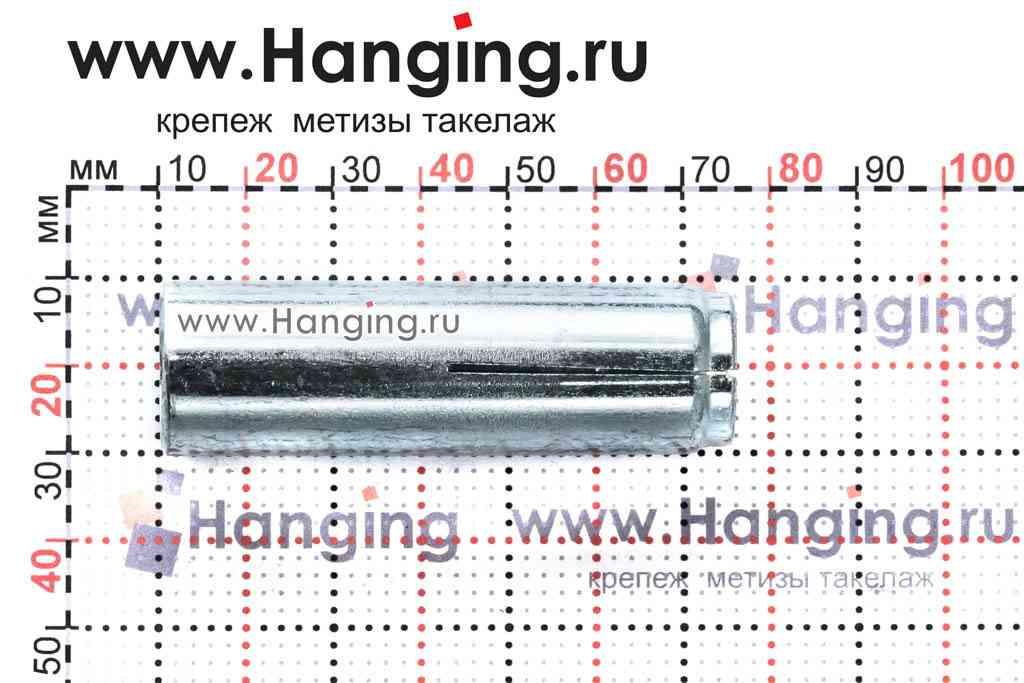 Размеры анкера Mungo ESA М16 20x65