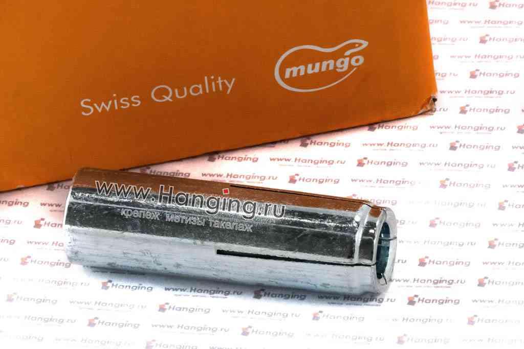 Упаковка анкера Mungo ESA М16 20x65
