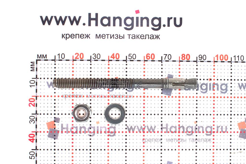 Составные части анкера mungo m2 М6х80