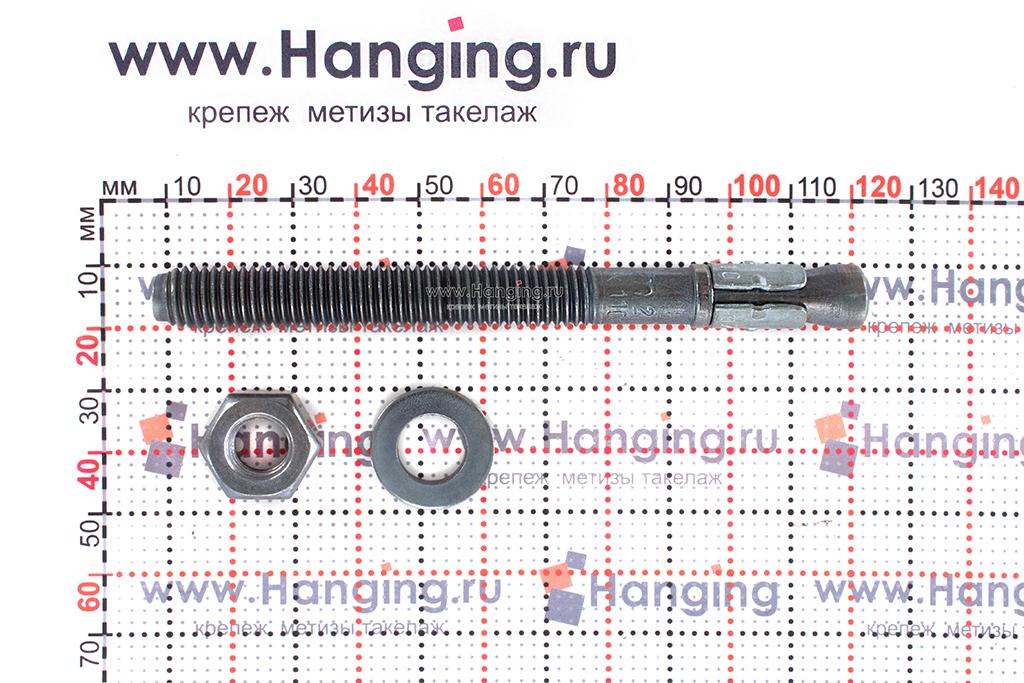 Составные части анкера mungo m2 М10х110