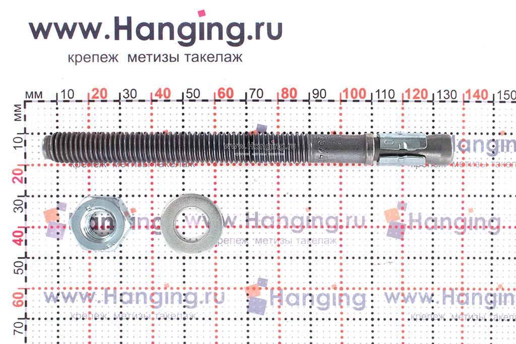 Составные части анкера mungo m2 М10х125