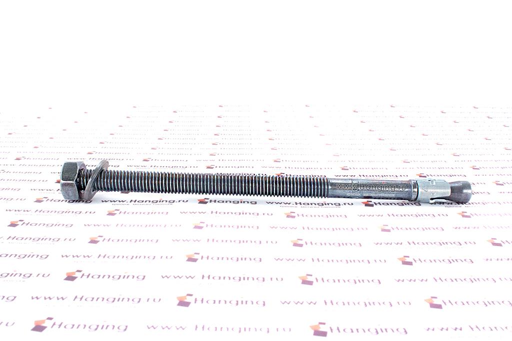 Клиновой анкер m2 М10х180/100, Mungo