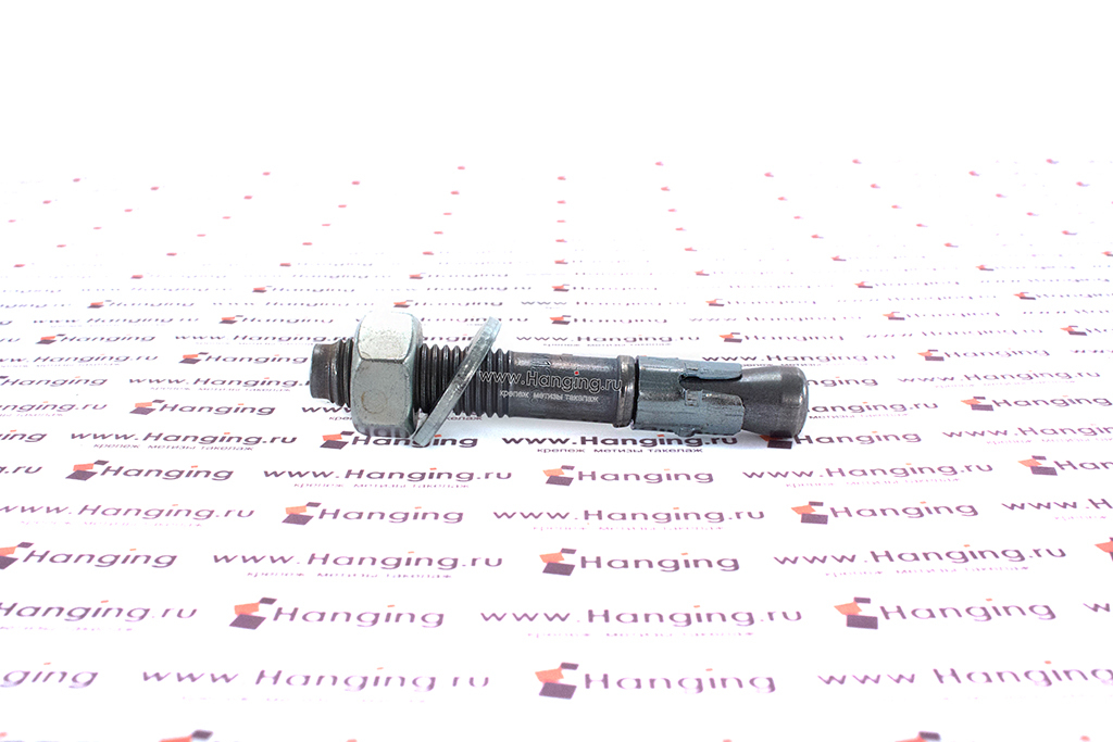 Клиновой анкер m2 М12х80/5, Mungo