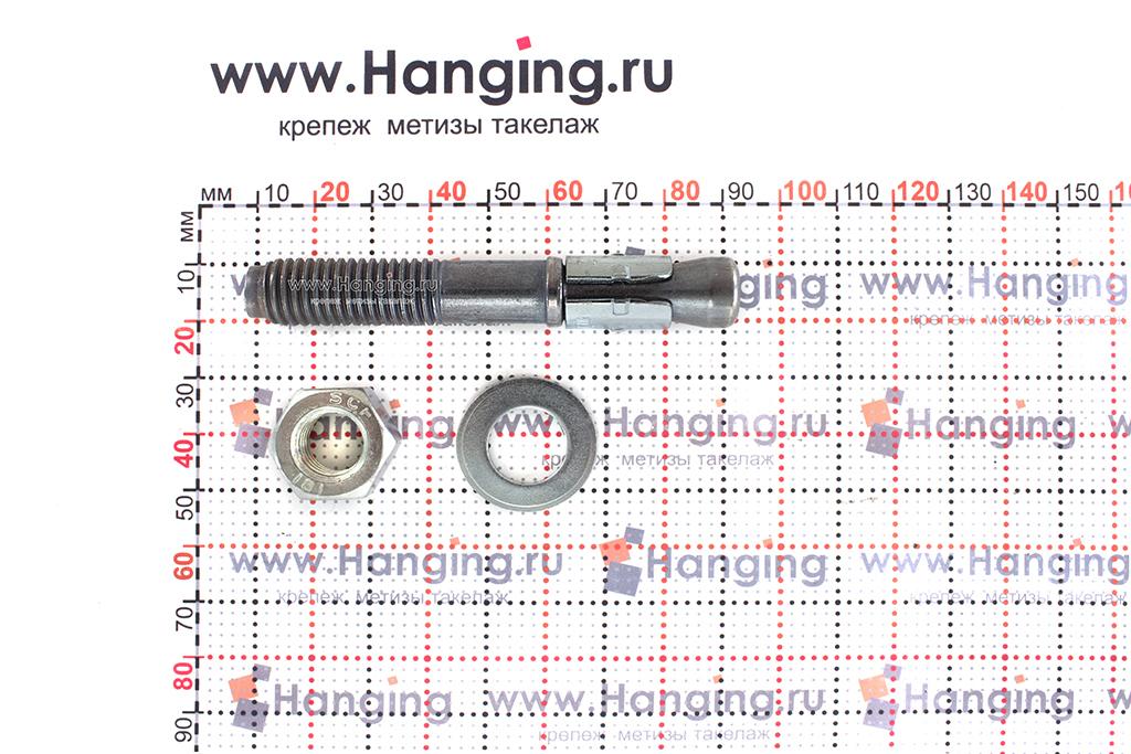 Составные части анкера mungo m2 М12х80
