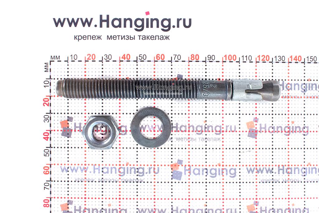 Составные части анкера mungo m2 М12х125