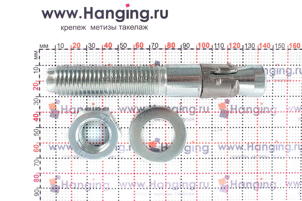 Составные части анкера mungo m2 М20х130