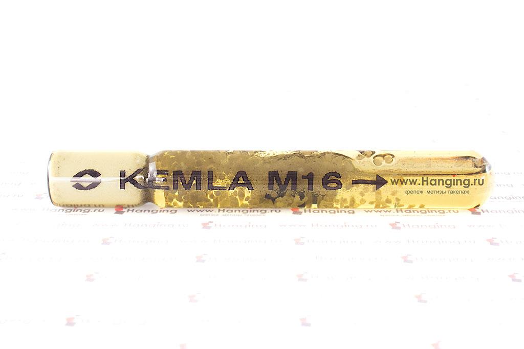 Химический анкер Sormat KEM-VE М16