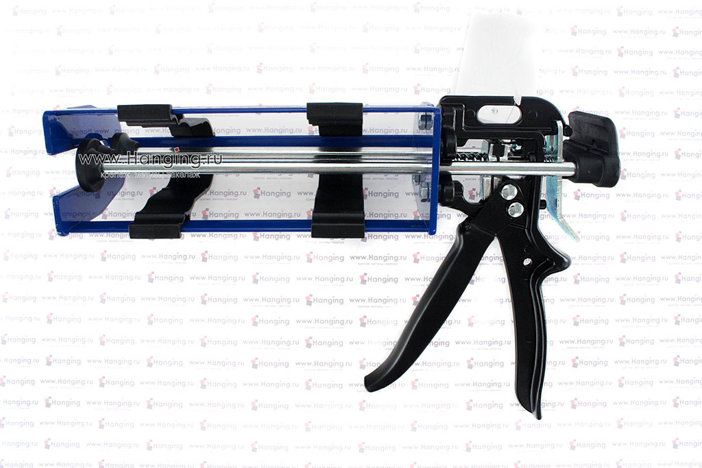 Пистолет Sormat IPU 385/585 для двухкомпонентной инжекционной массы 385 и 585 мл