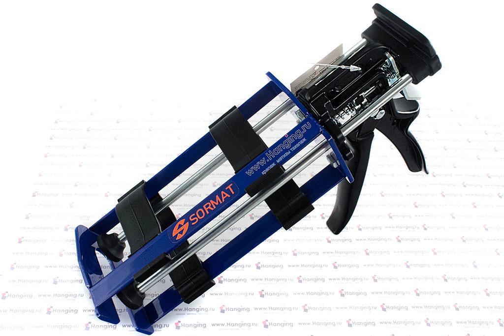 Пистолет Сормат IPU 385/585 для ITH 385 EPOX