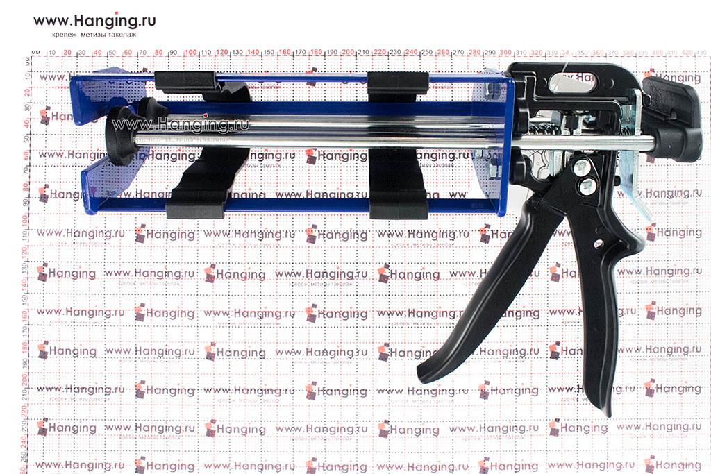 Размеры пистолета Сормат IPU 385/585