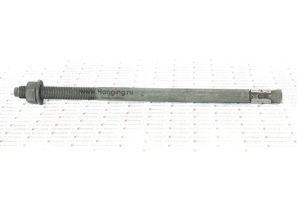 Клиновой анкер 16х315, гор. цинк., Letfix
