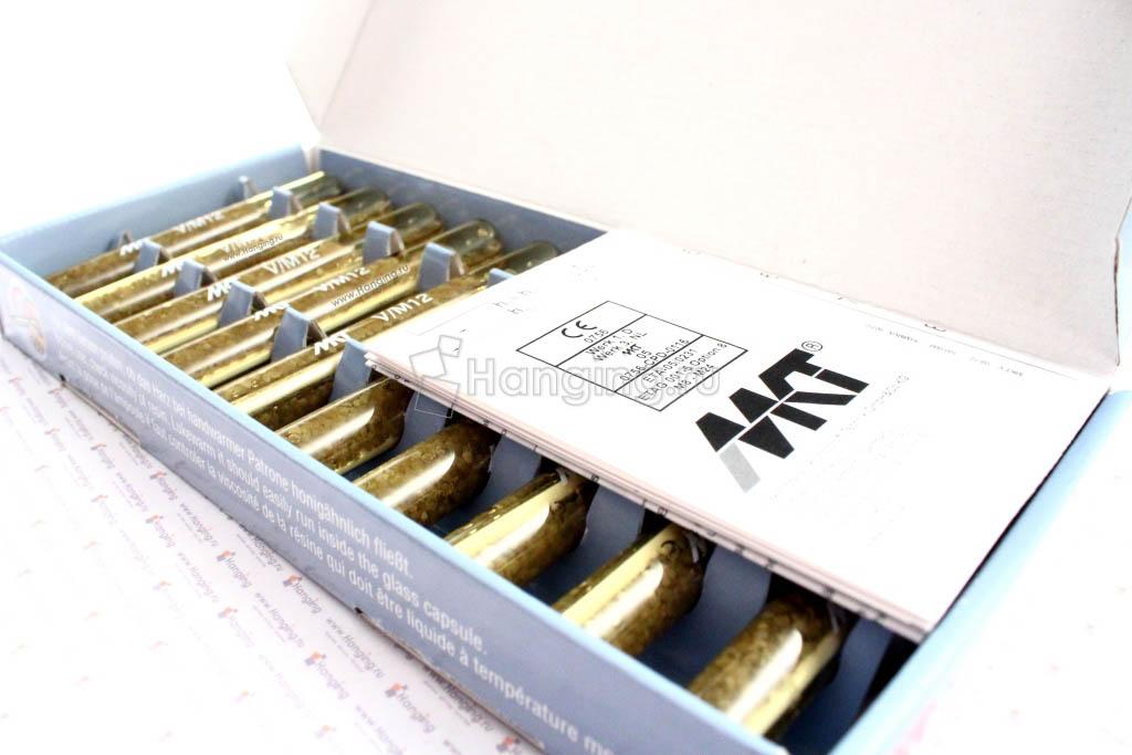Анкер химический упаковка MKT ###1 V-P