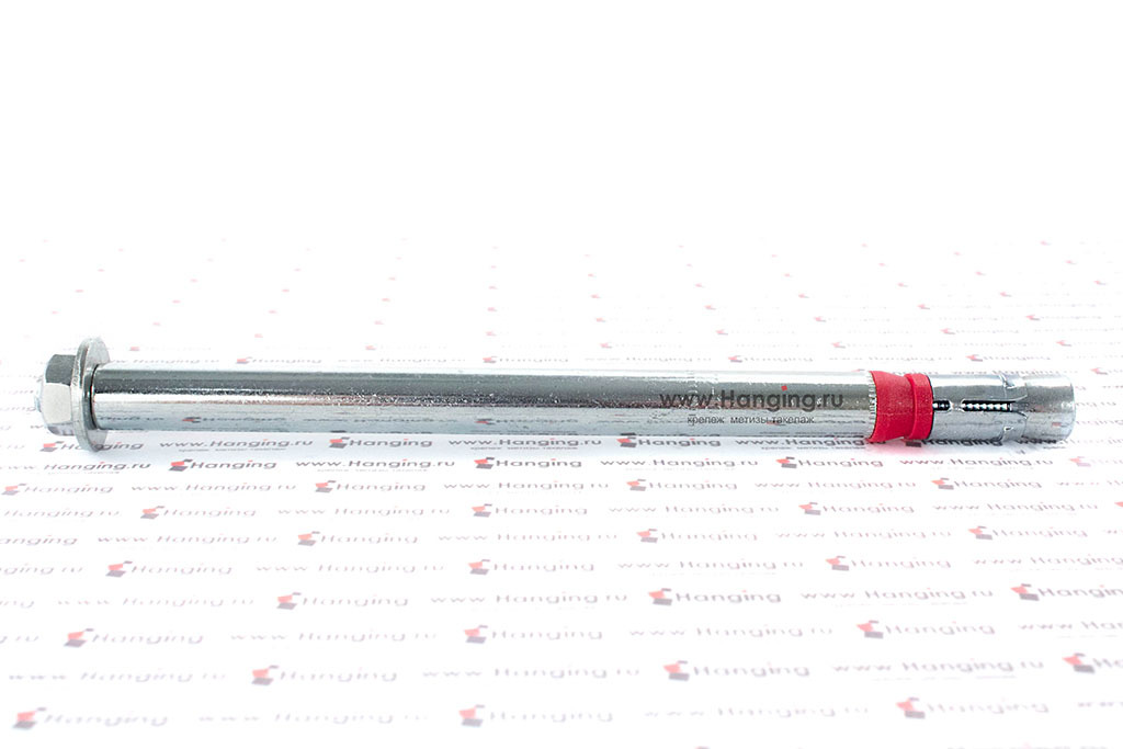 Анкерный болт с гайкой MKT SZ-B М8x180 высокой прочности