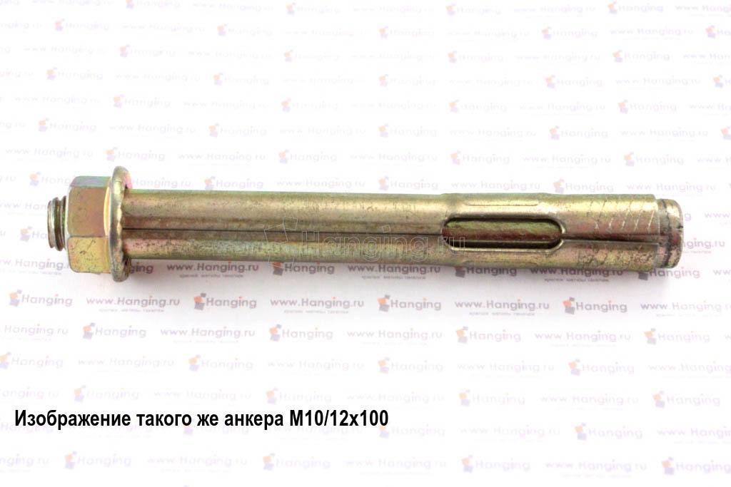 Анкерный болт с гайкой 12*100 мм (М8/12х100)