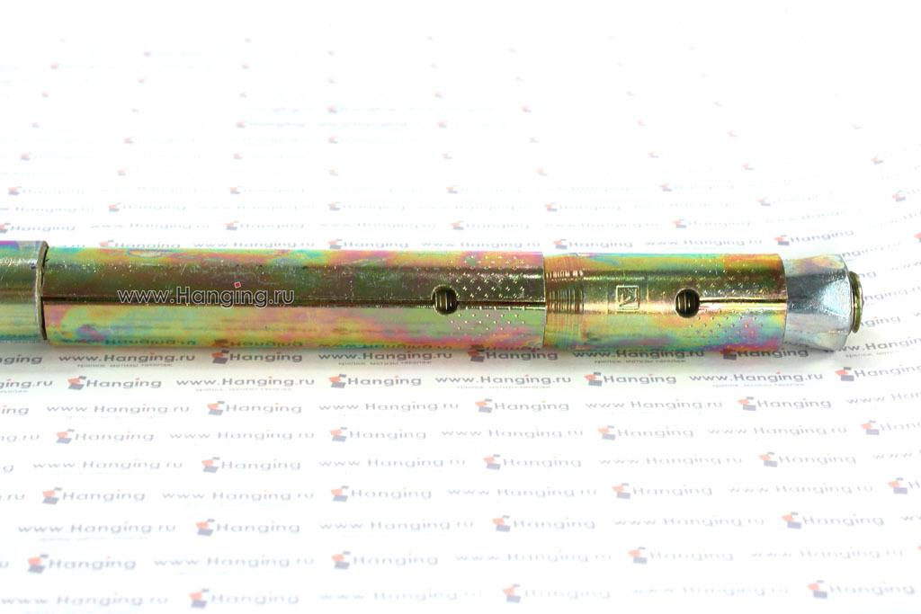 Сегменты анкерного болта с гайкой М14 20*500 мм