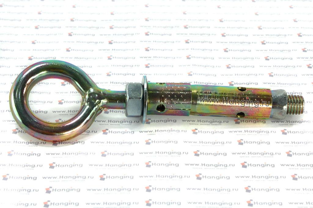 Анкерный болт с кольцом М12/18х100, Letfix