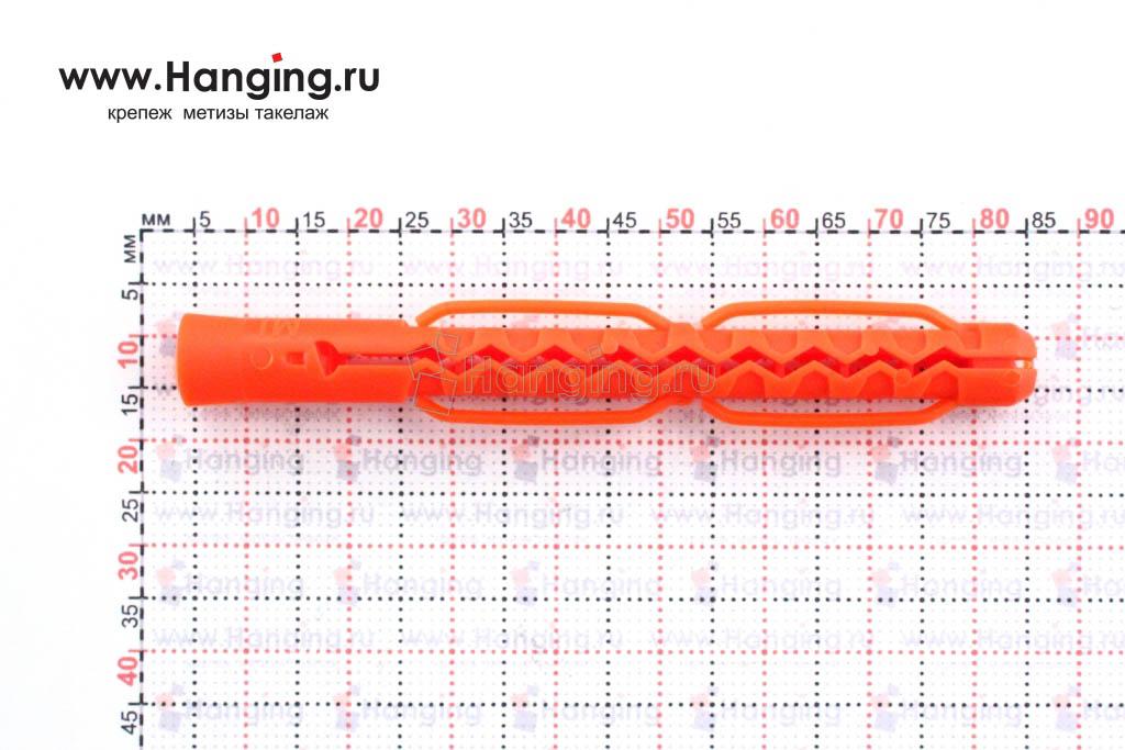 Размеры дюбеля Mungo ML 8*80