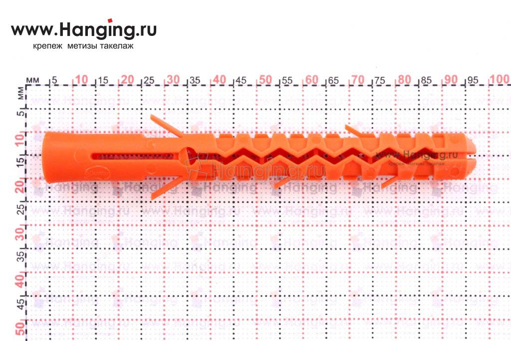 Размеры дюбеля Mungo ML 10*90