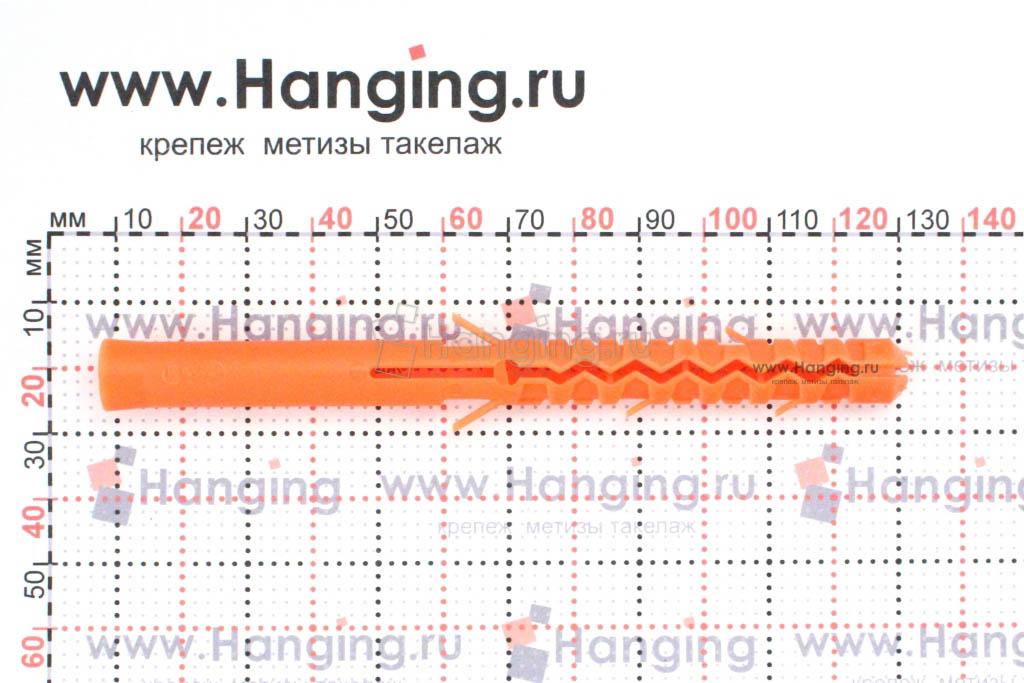 Размеры дюбеля Mungo ML 10*120
