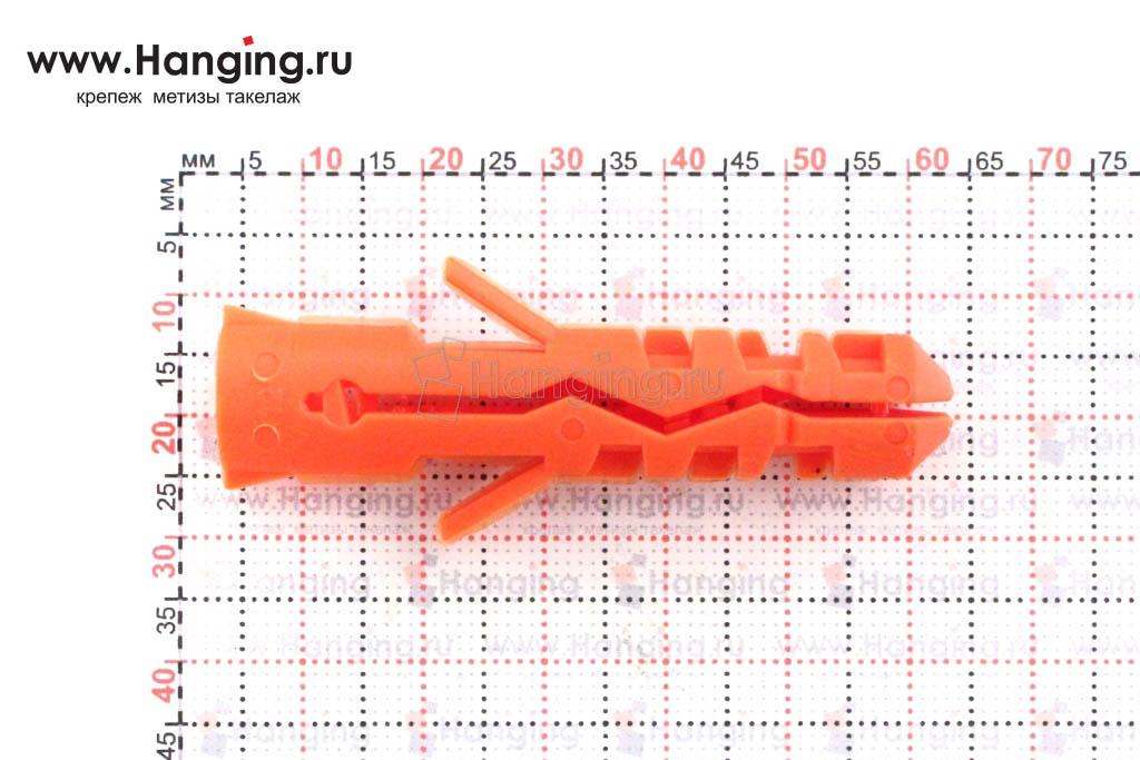 Размеры дюбеля Mungo (Мунго) 12х60 MN