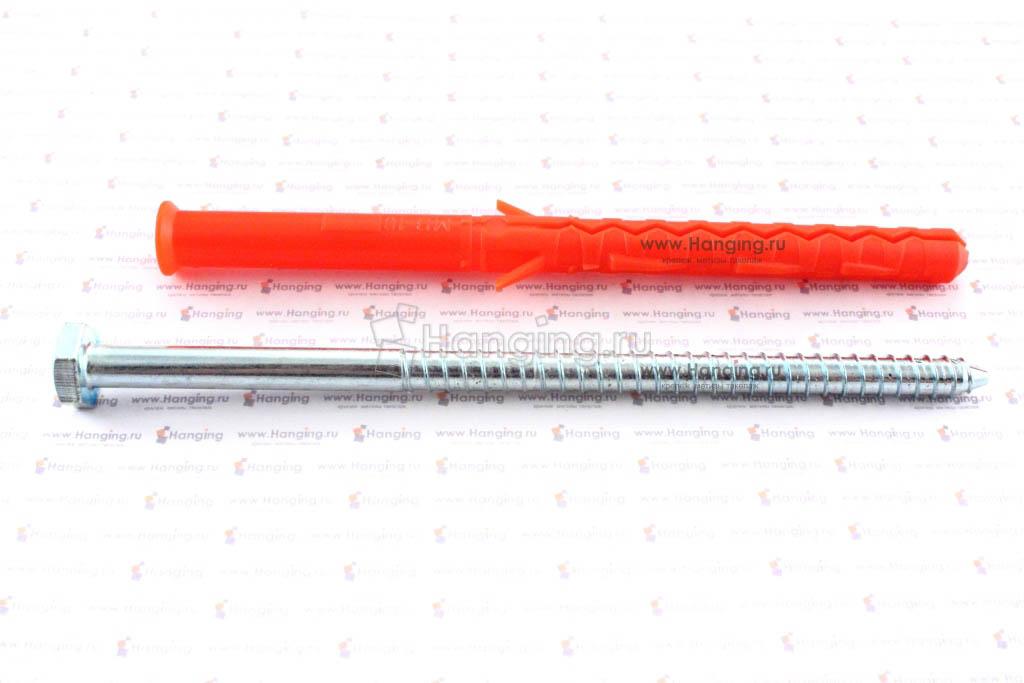 Фасадный дюбель Hex 10х140 Mungo MB-SS