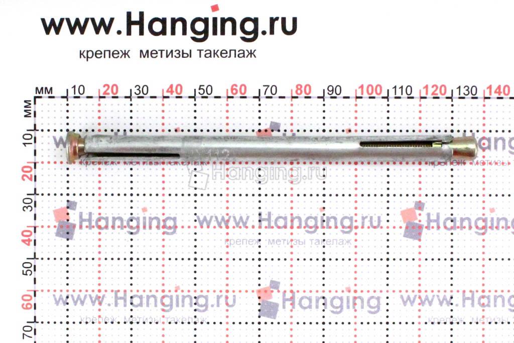 Размеры рамного анкера 8х112