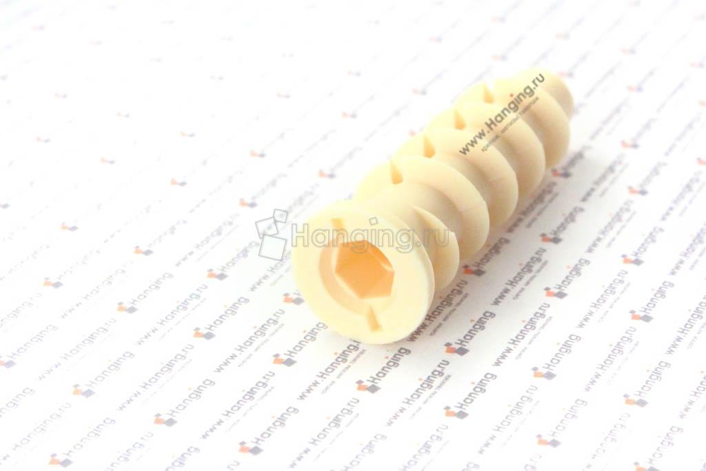 Дюбель для газобетона KBT 8 12х60 Sormat