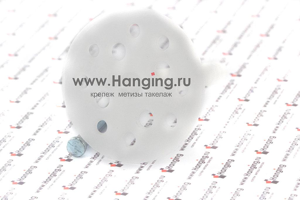 Дюбель для теплоизоляции с металлическим стержнем 10*90