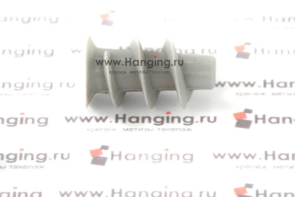 Пластиковый дюбель для гипсокартона 14х23 Driva, Letfix