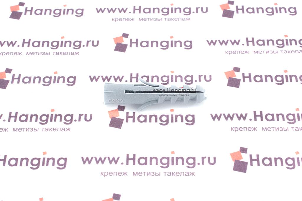 Дюбель пластиковый 6х30 тип S