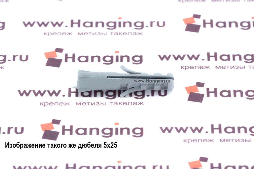 Дюбель пластиковый 6х25 тип S