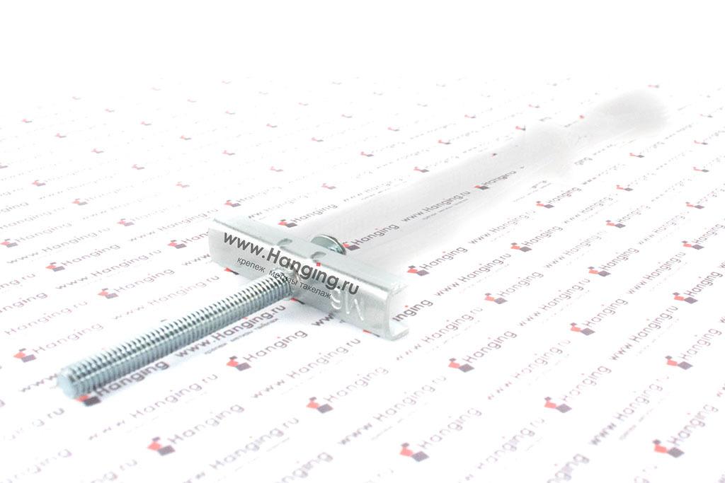 Крепление для листового материала Sormat TOLA с шурупом М6х62