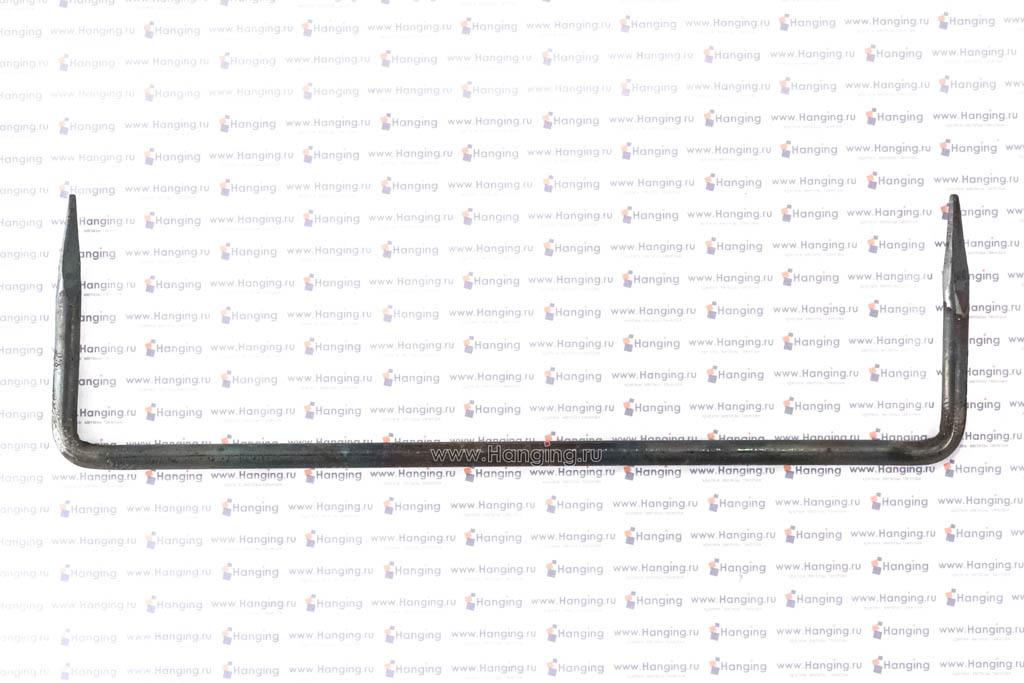 Строительные скобы 8х300х80