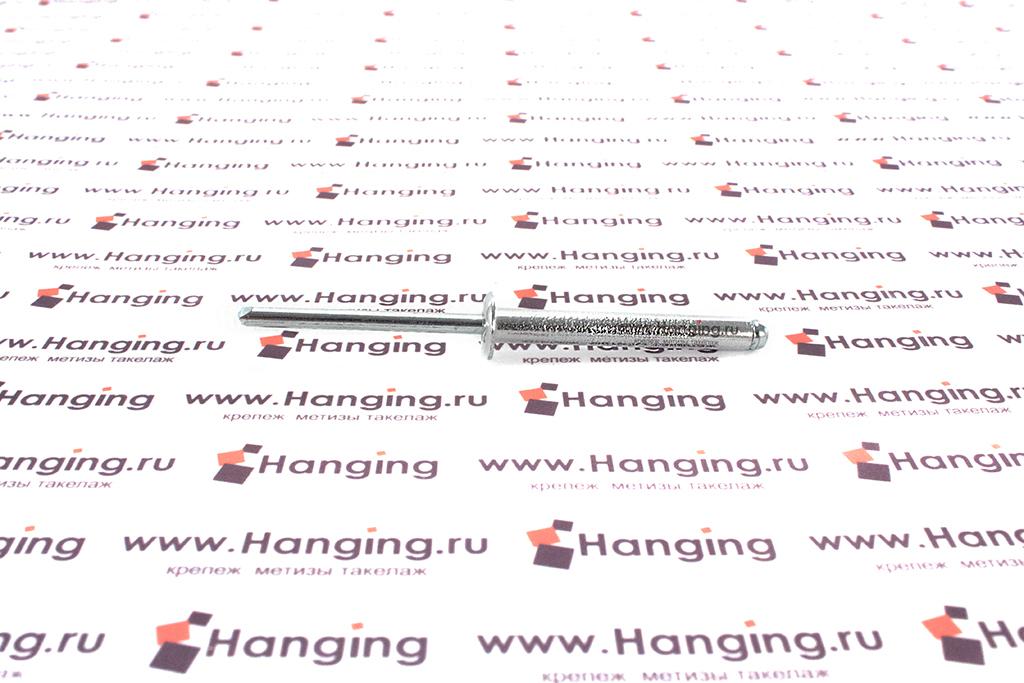 Заклепка вытяжные 4,8х35 алюминий/сталь