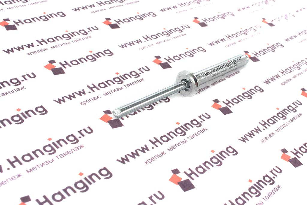 Вытяжная заклепка 4,8х35 алюминий/сталь