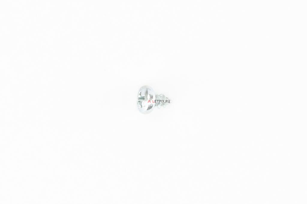 Полукруглая головка самореза DIN 7981 C-H, ISO 7049 2.9*4.5, размер головки