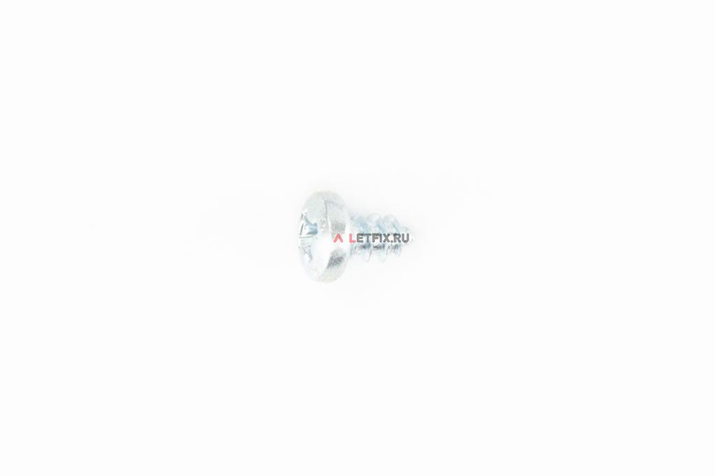 Полукруглая головка самореза DIN 7981 C-H, ISO 7049 3.9*6.5, размер головки