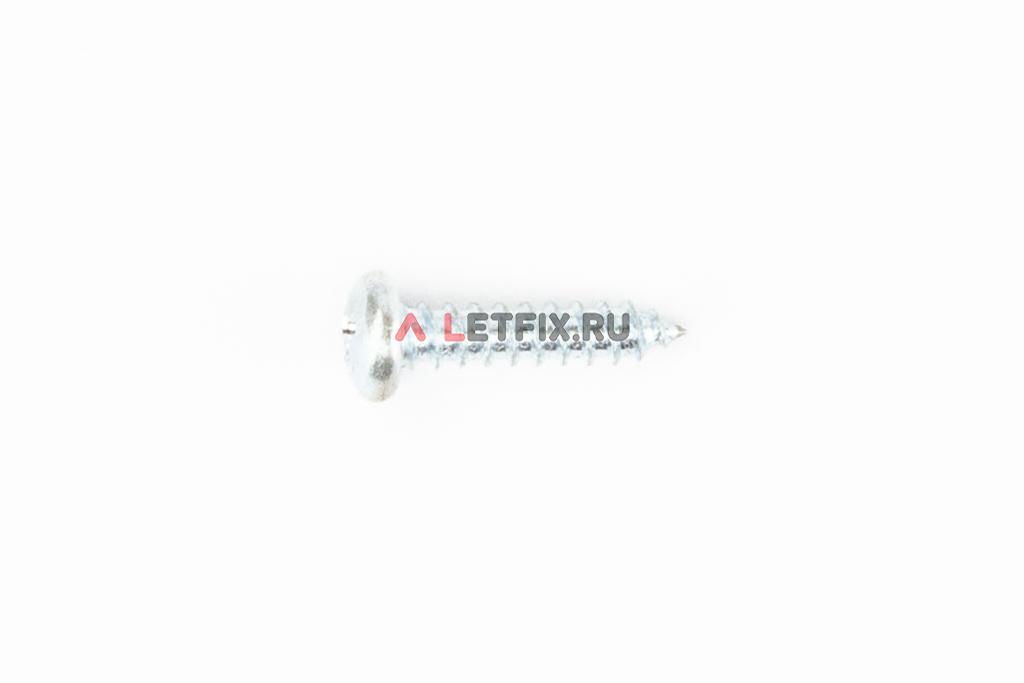 Полукруглая головка самореза DIN 7981 C-H, ISO 7049 3.9*16, размер головки