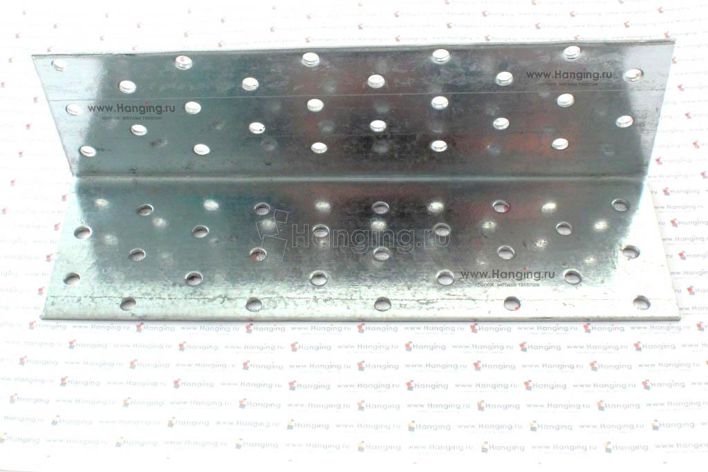Фото уголка перфорированного крепежного 60*60*200